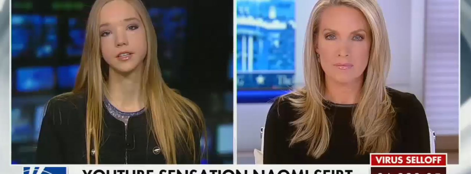 """Anti-Greta"" on Fox News"