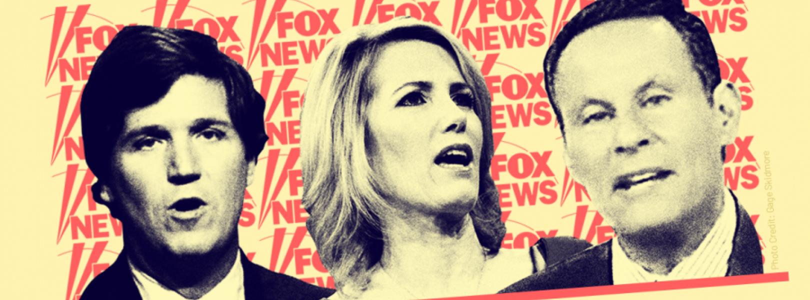 image of fox news hosts