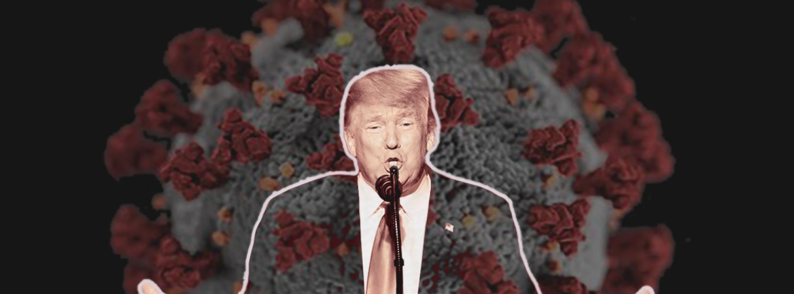 Trump and the coronavirus