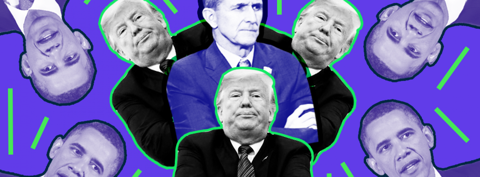 Trump, Flynn and Obama