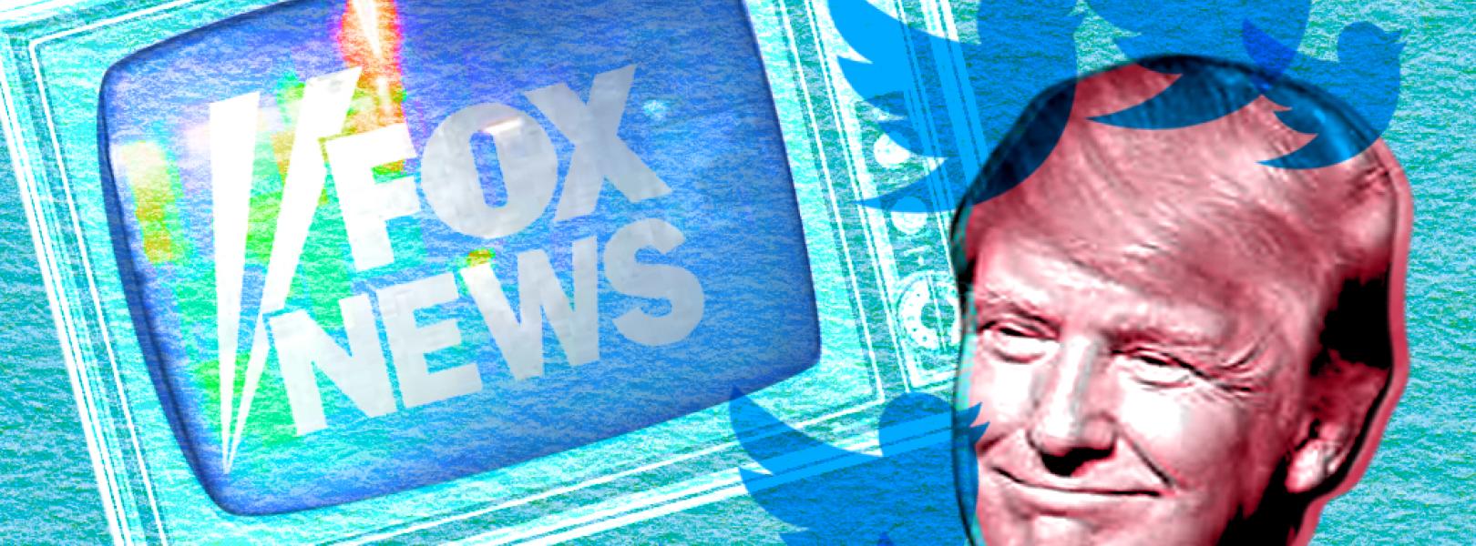 Trump Fox News obsession