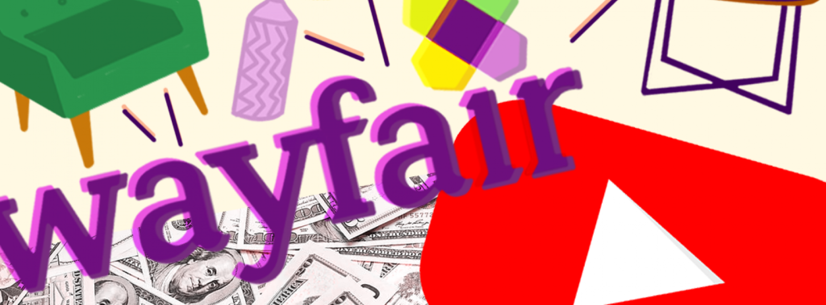 Wayfair YouTube image