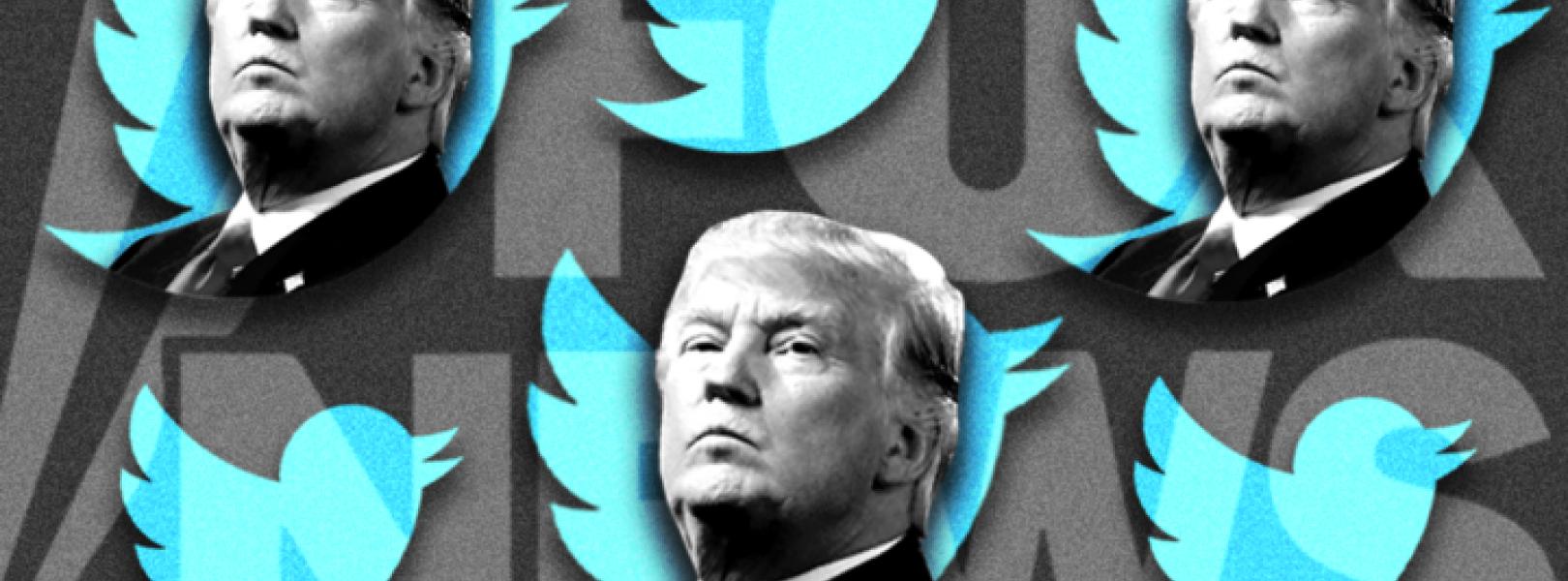Trump tweets Fox