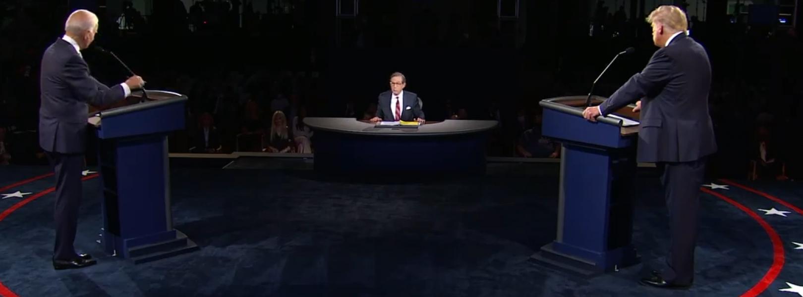 First 2020 Presidential Debate