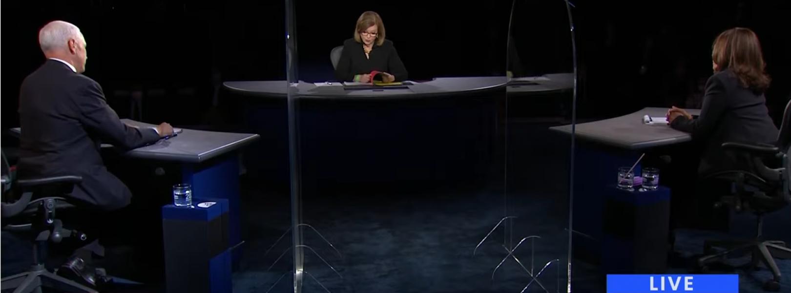 2020 VP Debate Climate Change
