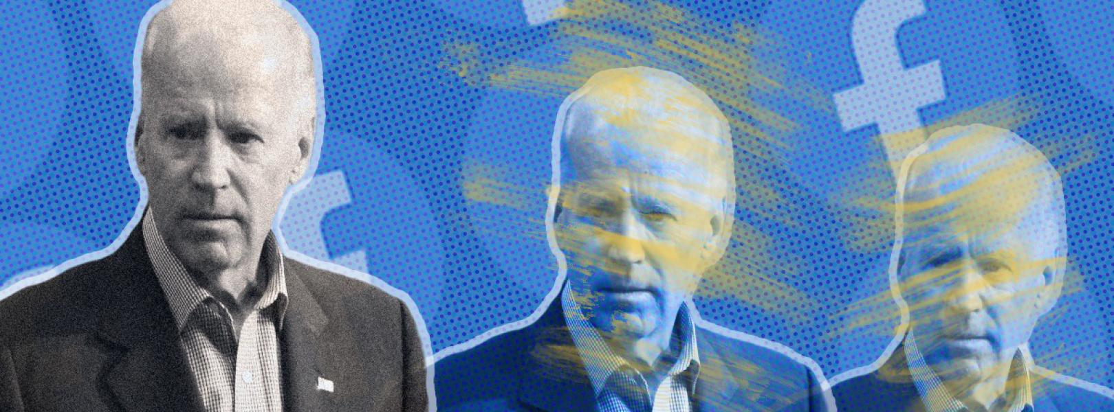 Generic Biden and Facebook