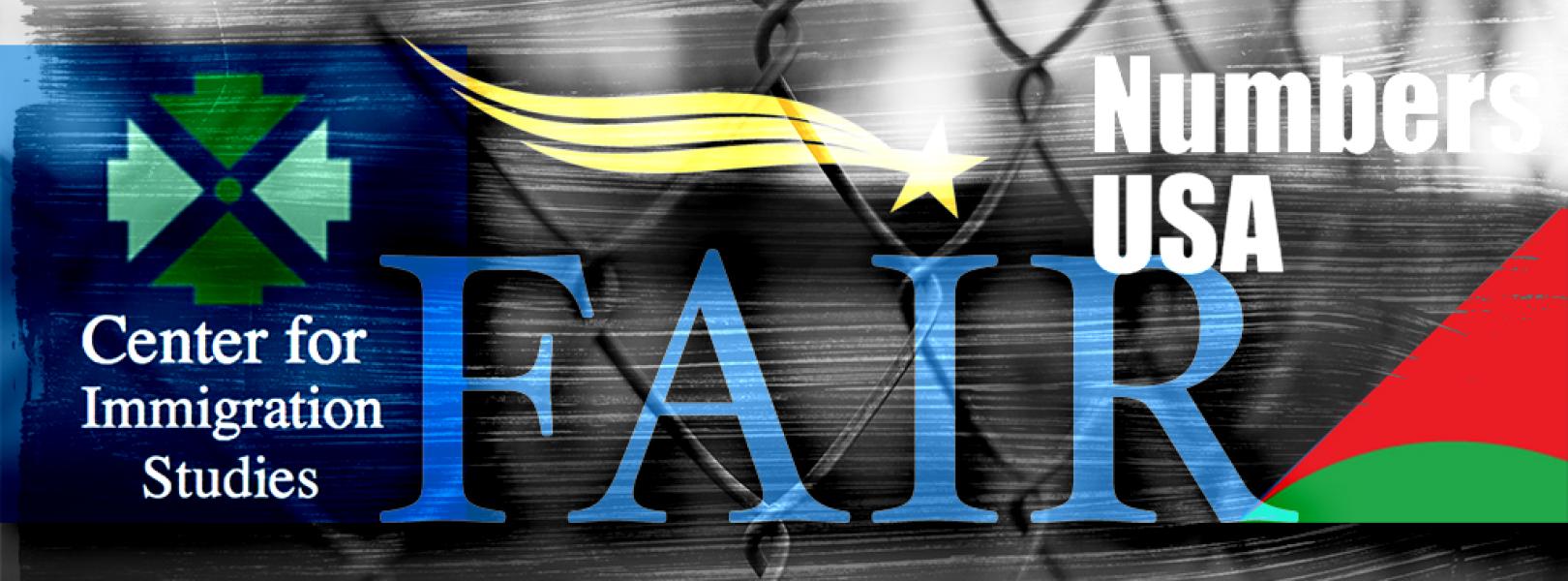 FAIR/CIS/NumbersUSA logos