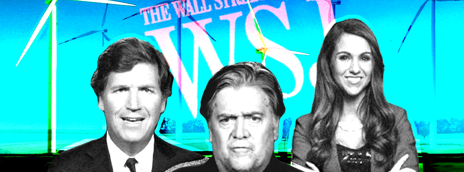 "What do The Wall Street Journal, Tucker Carlson, Rep. Lauren Boebert, Steve Bannon, and an online troll called ""Catturd"" all have in common?"