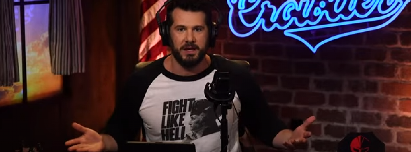 Steven Crowder's show was sexist and offensive