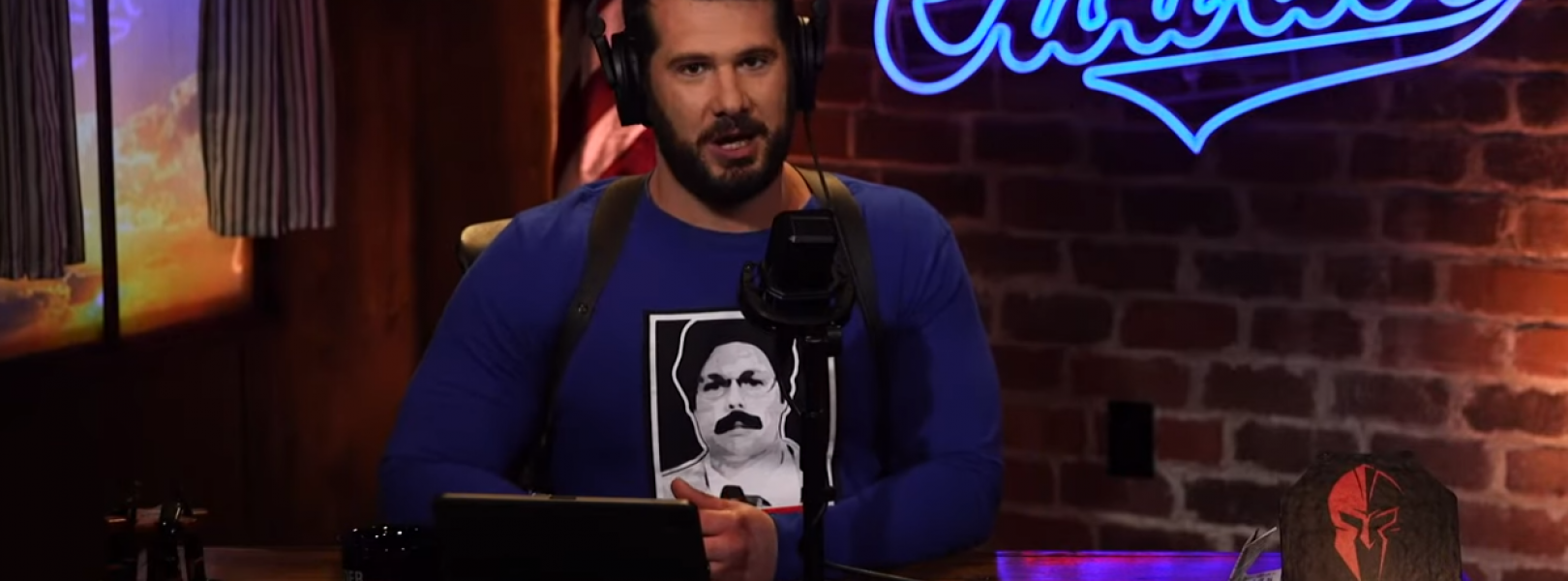 Steven Crowder demands women stay silent on men's sports after previously ranting about women's sports