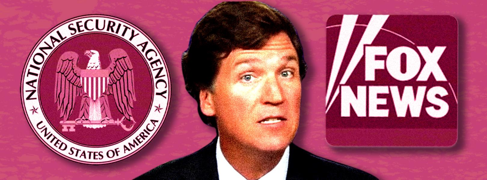 Tucker Carlson NSA