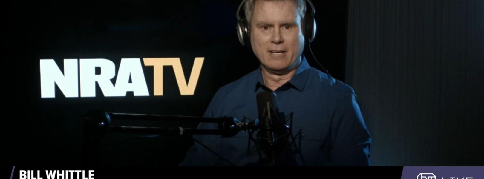 Bill Whittle, former host of NRATV's Hot Mic