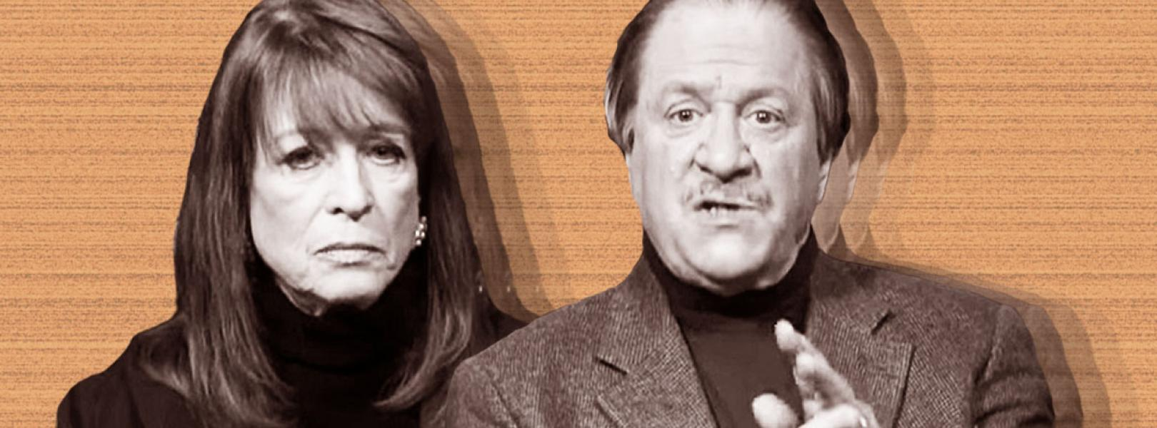 Joe diGenova and Victoria Toensing