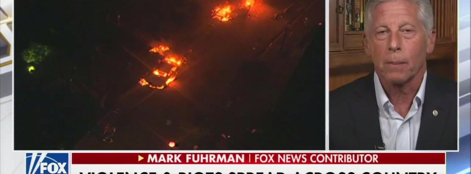 Fox News hosts Mark Fuhrman to analyze George Floyd protests