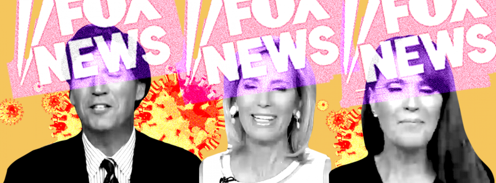 Fox hosts downplay coronavirus surge