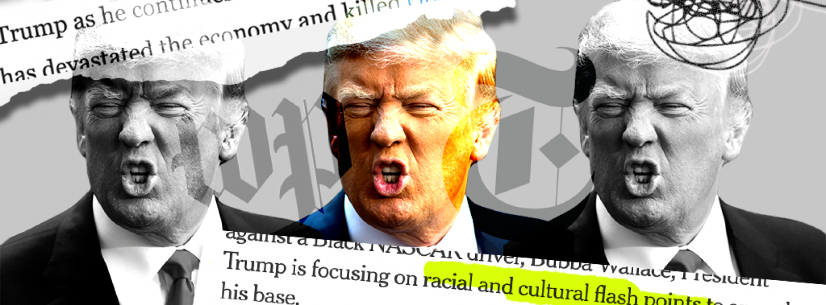 "Mainstream media often refuses to call out racism instead using euphemisms like ""racially charged"""