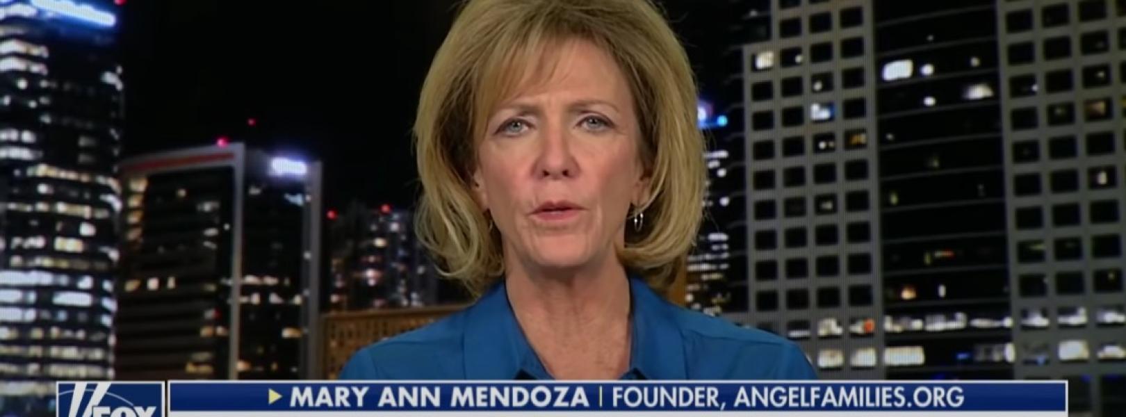 Mary Ann Mendoza Fox News