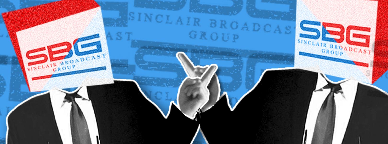 Sinclair Broadcast Group on Vaccine Politics