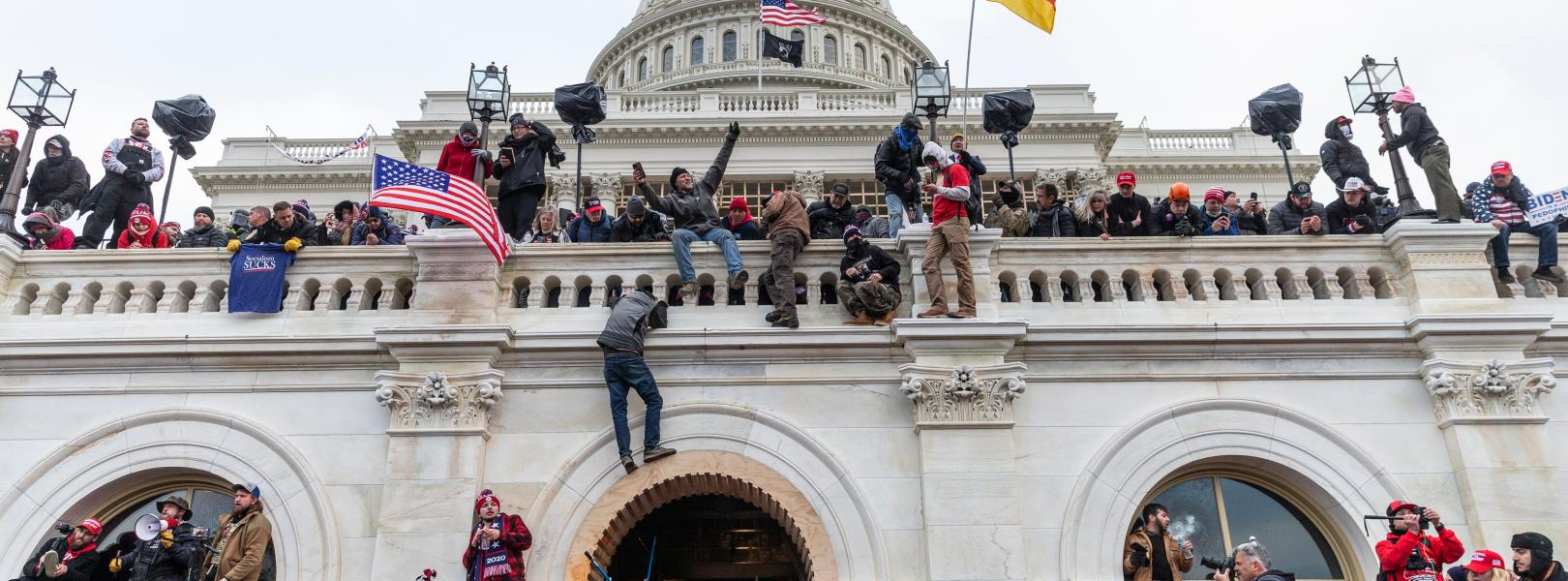January 6 attack on Capitol building