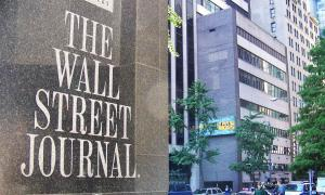 Tell the Wall Street Journal to Disclose Campaign Officials