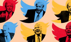 News outlet twitter feeds false trump claims sotu