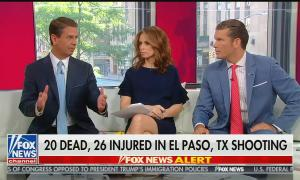 Fox & Friends on the El Paso mass shooting