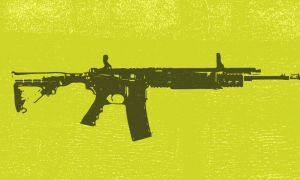 Assault style rifle