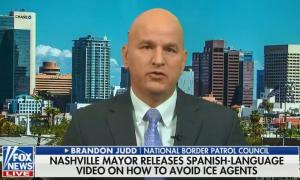 Brandon Judd discussing ICE raids in Mississippi