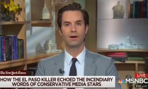 NYT's Jeremy Peters discussing his piece on conservative media's anti-immigrant rhetoric