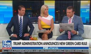 Fox's Griff Jenkins, Ainsley Earhardt, and Pete Hegseth