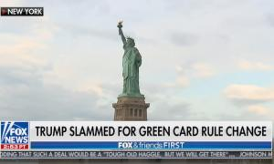 Fox News and the Statue of Liberty