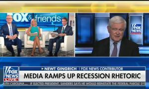 Fox News contributor Newt Gingrich