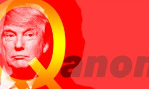 Trump QAnon