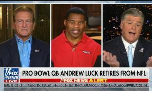 "Hannity: ""Tthe brain trauma issue's a real issue. But isn't that why we like football?"""