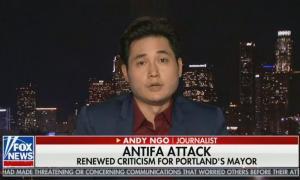 Andy Ngo on Fox News @ Night
