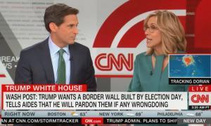 Alisyn Camerota debunks Fox's hypocrisy on Trump and the border wall