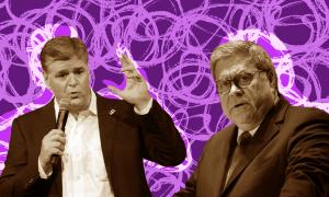 Sean Hannity and Attorney General Barr