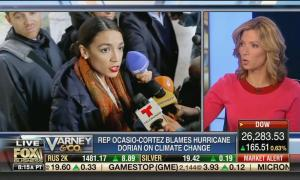 Fox Business pivots from Hurricane Dorian coverage, to deny climate science and attack Democrats' proposals