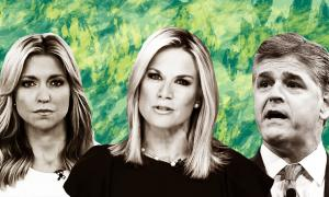 Sean Hannity, Ainsley Earhardt, Martha MacCallum denying climate change