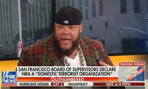 """Fox contributor says he needs assault weapons to """"arm a militia"""" if """"we get into a situation with all this division"""""""
