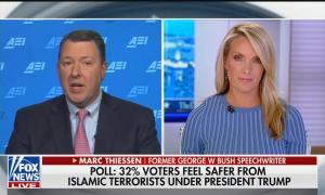 Fox News contributor Marc Thiessen and Fox host Dana Perino