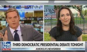 Xochitl Hinojosa Bill Hemmer 9/12/19