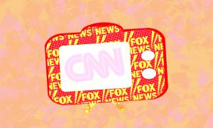 Fox News dominated cable news coverage of the CNN climate forum