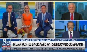 Fox News correspondent-at-large Geraldo Rivera