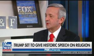 Fox News contributor Robert Jeffress