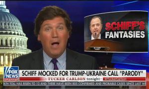 "Tucker Carlson: Rep. Adam Schiff is ""demonstrably mentally ill"""