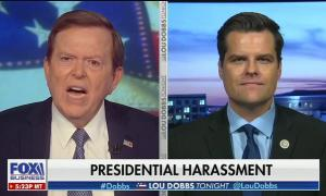 """Lou Dobbs: """"This is an outright premeditated effort to subvert and overthrow the president of the United States"""""""