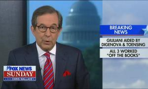 Chris Wallace reports on Joe diGenova and Victoria Toensing
