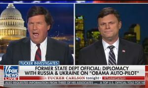 "Tucker Carlson: ""My country actually is being invaded by other countries from the south"""