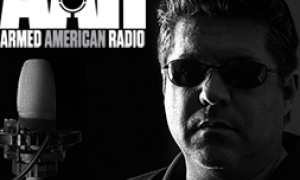 Mark Walters with Armed American Radio